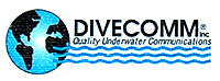 Dive-Comm Underwater Communications